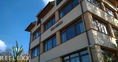 Az önkormányzat épülete Gyömrőn