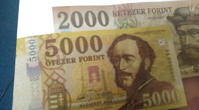 Márciusban jön az új 2000 és 5000 forintos bankjegy