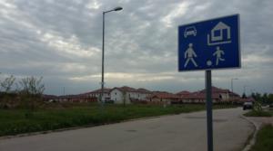 Intézménynek szánt telek a Liget Lakóparkban Gyömrőn