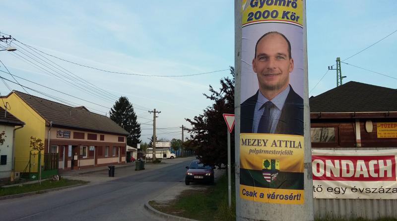 Polgármestert és stílust váltottak Gyömrőn