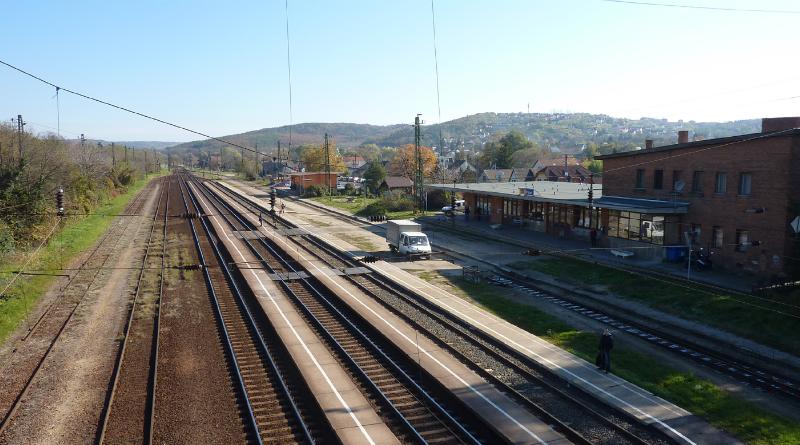 Teljesen megújul a Pécelt érintő vasúti vonal