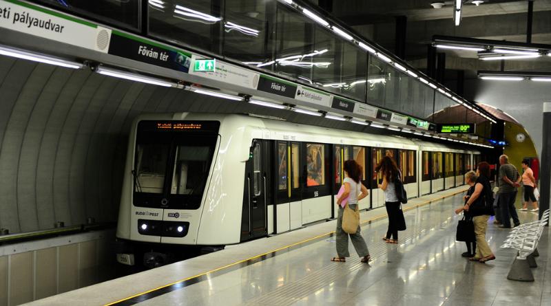 Gyömrői férfi halt meg a metróban