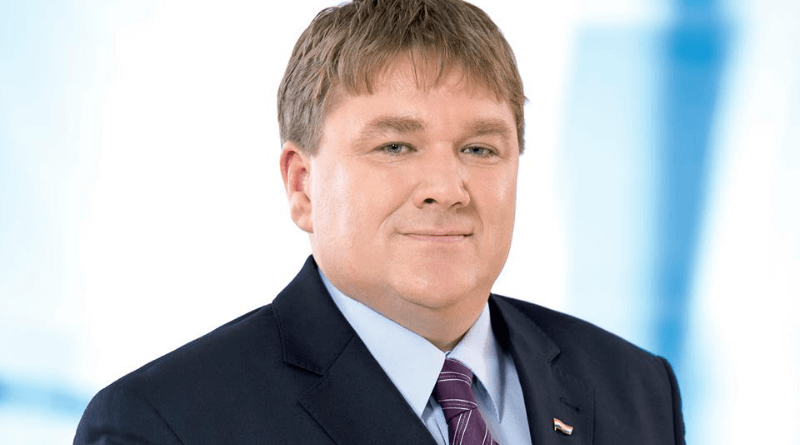 Dr. Szűcs Lajos, országgyűlési képviselő (FIDESZ-KDNP)