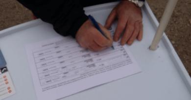 aláírásgyűjtés