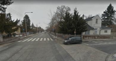 XVII. kerület a XVII. és a XVIII. utca kereszteződése