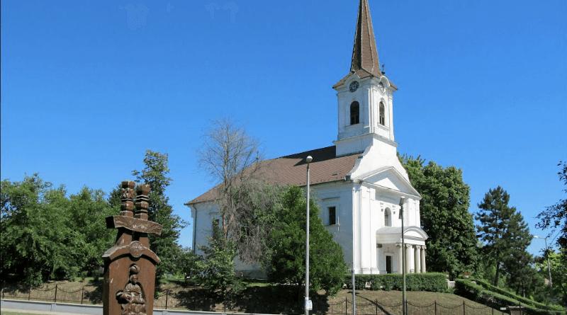 A gyömrői református templom