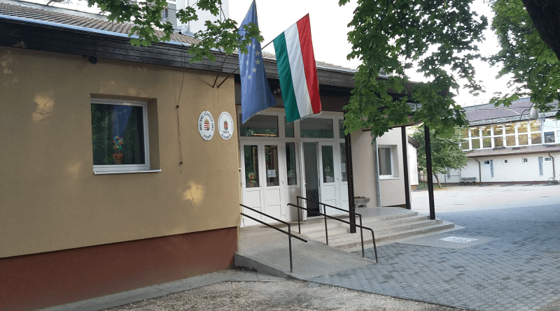 A Weöres Sándor Általános Iskola Gyömrőn