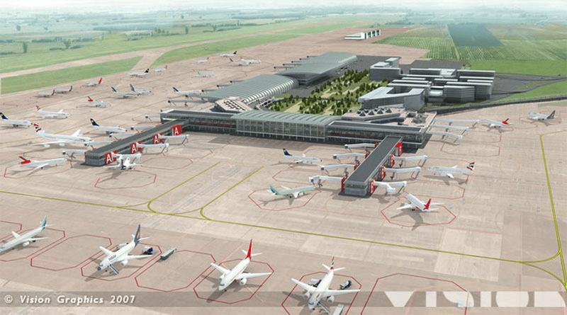 A 2C terminál 2007-es tervei