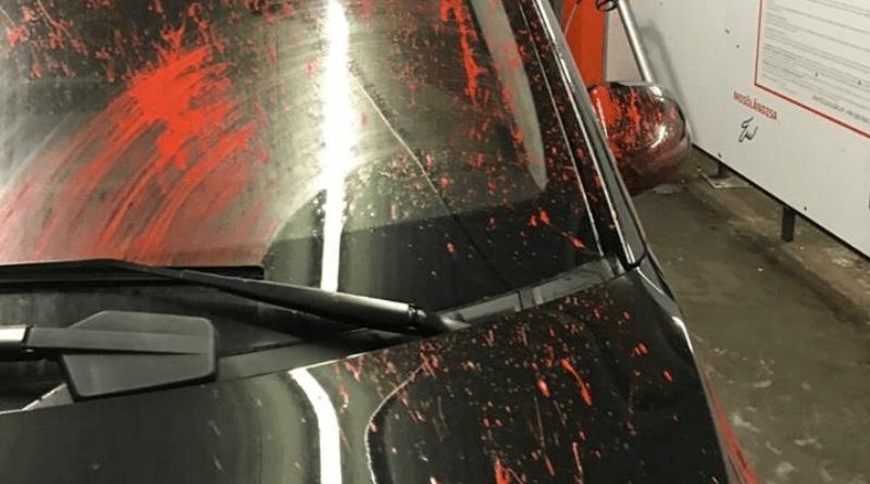 Autókra lövöldöztek a ferihegyi úton