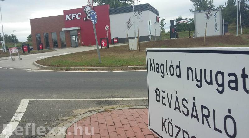 A maglódi KFC