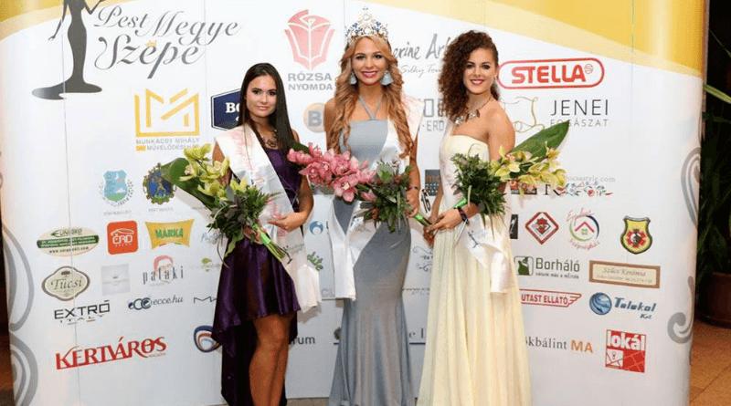 A 2017-es Pest Megye Szépe verseny győztesei