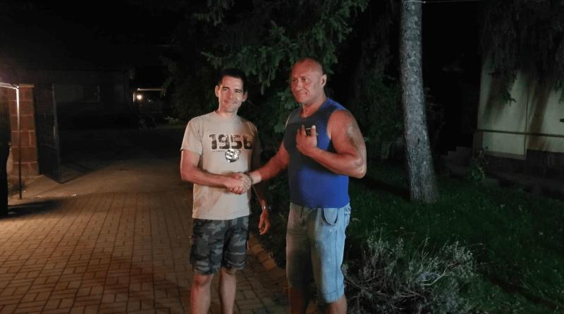 Novák Előd és Szabó Attila