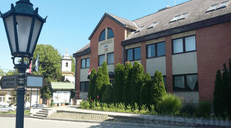 A Polgármesteri Hivatal Pécelen