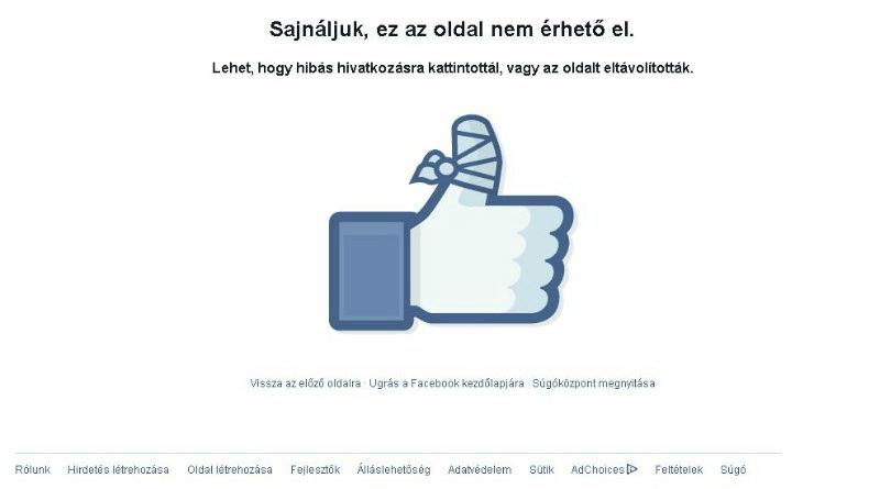 Törölték Pécel város Facebook-oldalát